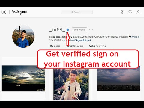 How to understand a fake profile on Instagram