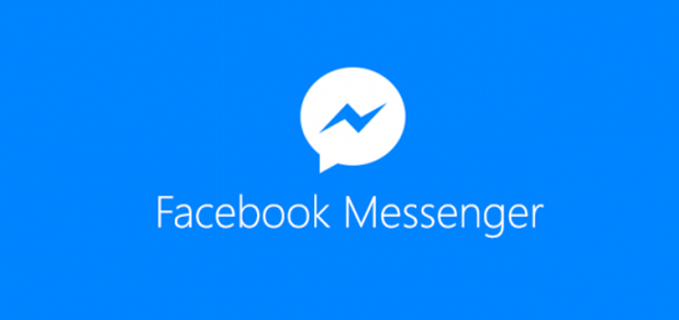 How to clear facebook messenger recent search history