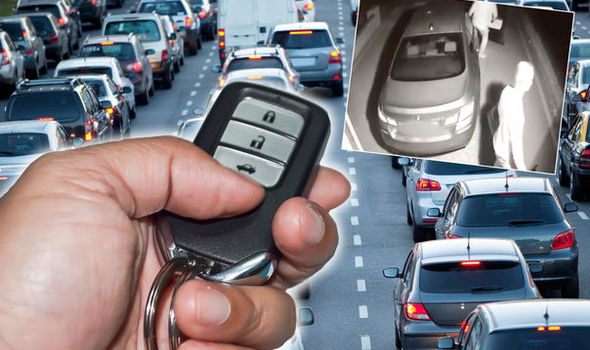 How to avoid keyless car being hacked using technology