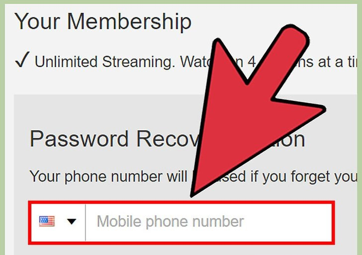 netflix cancel account phone number